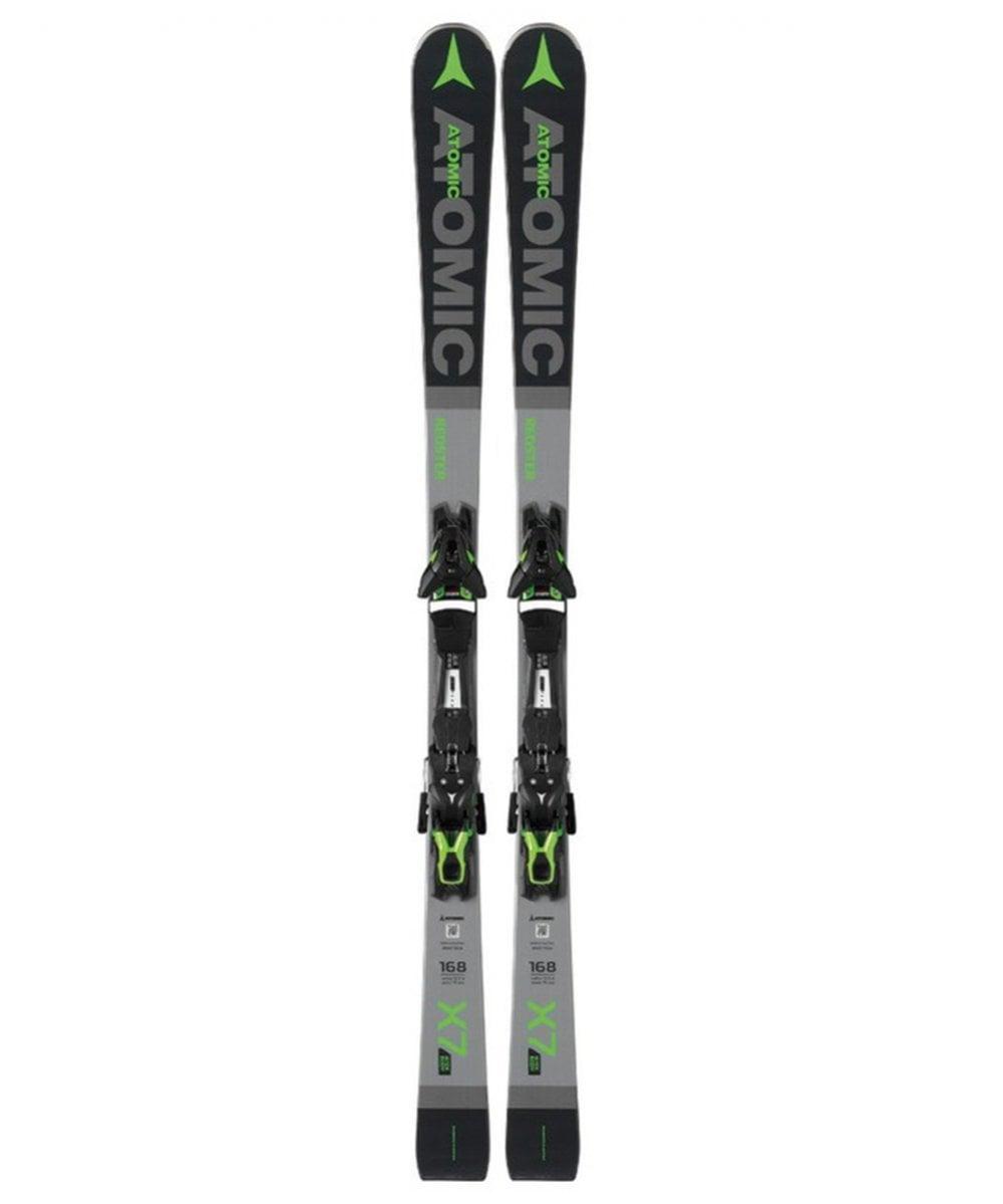 Atomic Redster X7 WB Skis + FT 12 Bindings 19/20