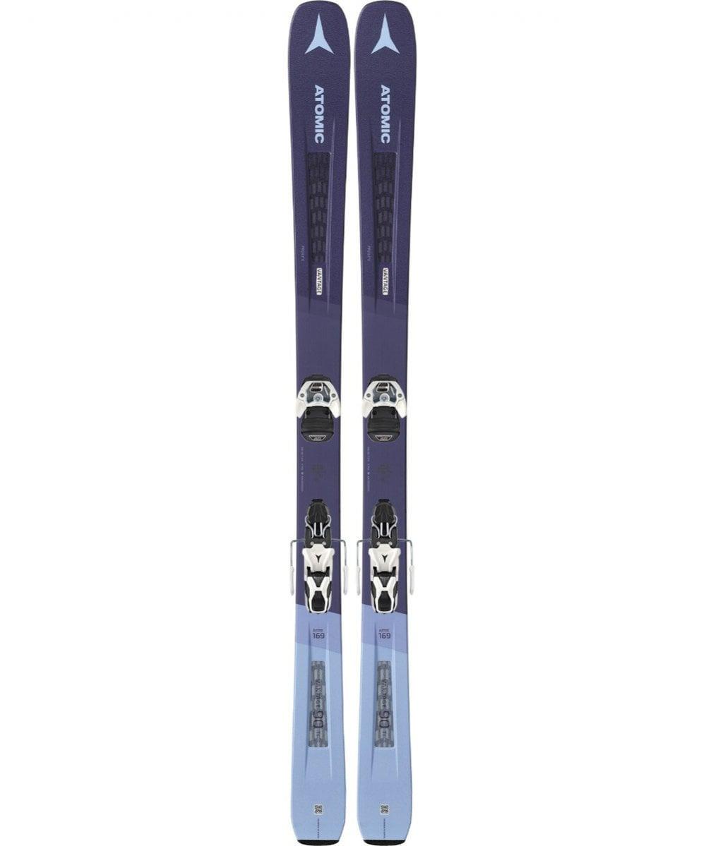 Atomic W Vantage 90 TI Skis + Warden MNC 11 Bindings 19/20