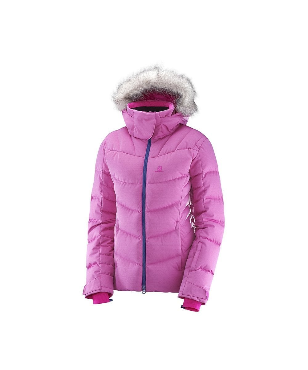 Salomon Icetown Skijacke Damen lotus pink kaufen im Sport