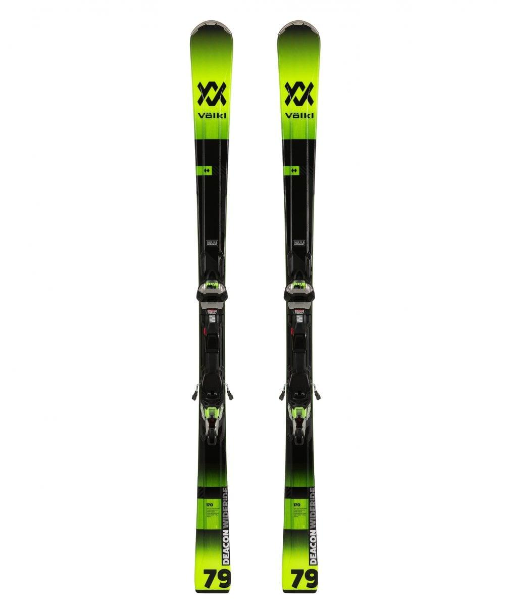 Volkl Deacon 79 Skis + IPT WR XL 12 Bindings 19/20
